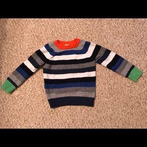 3T boy's GAP sweater